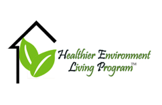 Healthier Environment Living Program Logo